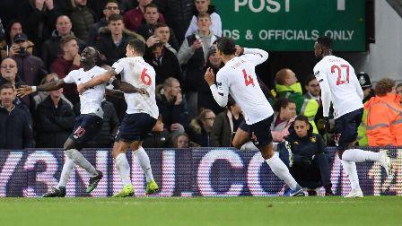 Liverpool Vs Aston Villa: Meskipun Sempat Tertinggal, The Reds Berhasil Membekuk Tuan Rumah