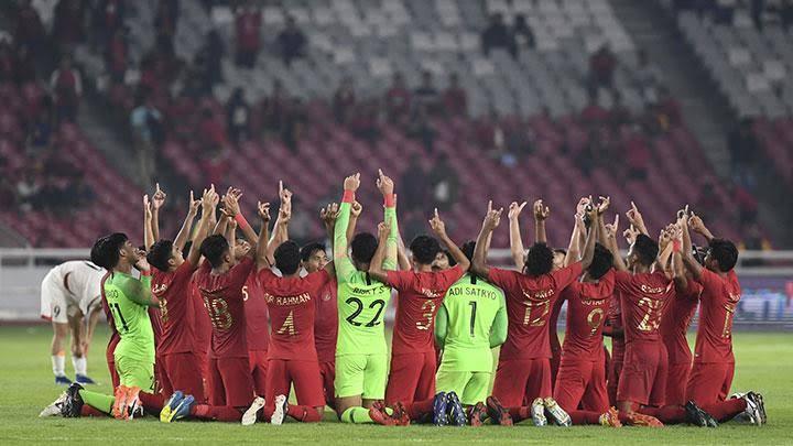 Tahan Imbang Korea Utara 1:1, Timnas U-19 Indonesia Pastikan Tempat di Piala Asia